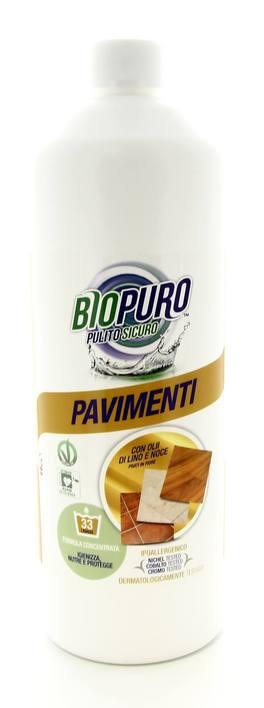 Detergente per Pavimenti Bio - 1 litro