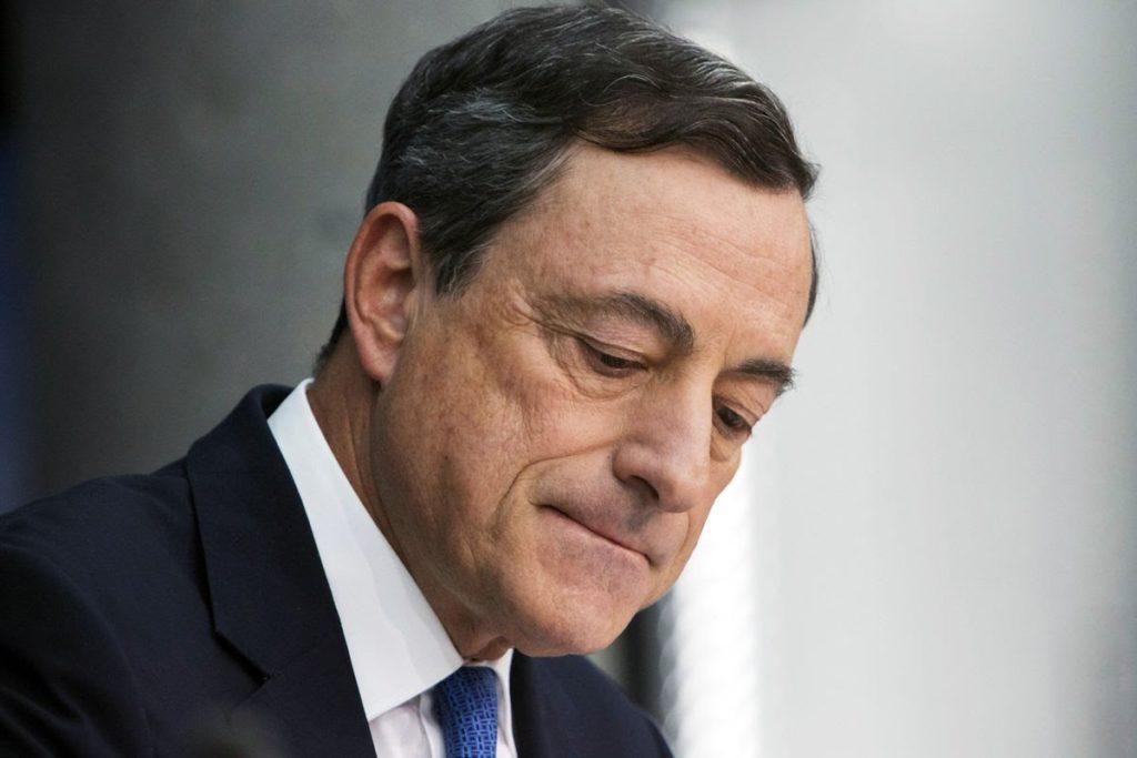 draghi abbassare stipendi per salvare euro