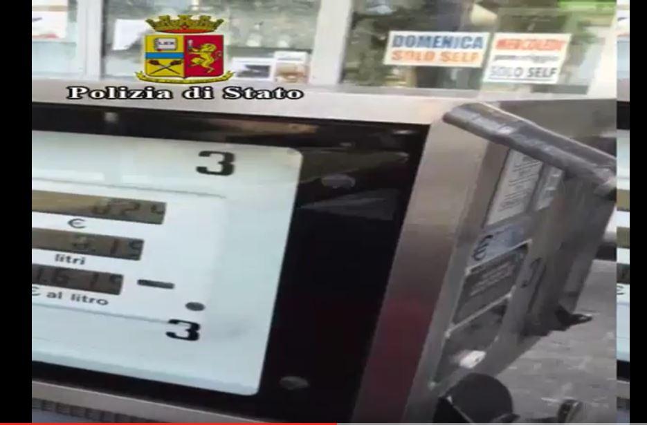 truffe sul carburante distributori