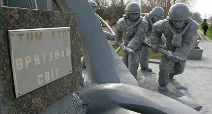 eroismo sconosciuto dei pompieri di Cernobyl