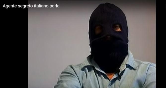 ex agente segreto italiano parla di strani traffici
