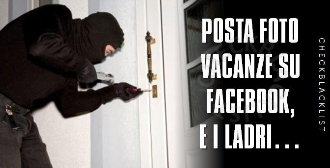 facebook ladri furti casa