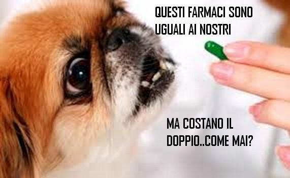 farmaci veterinari cani