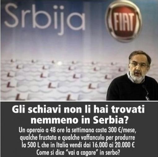fiat serbia