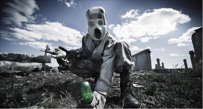 gas sarin isis Turchia