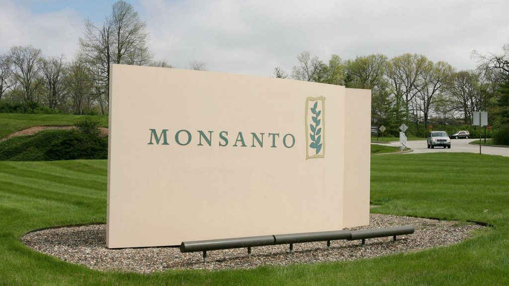 germania compra monsanto