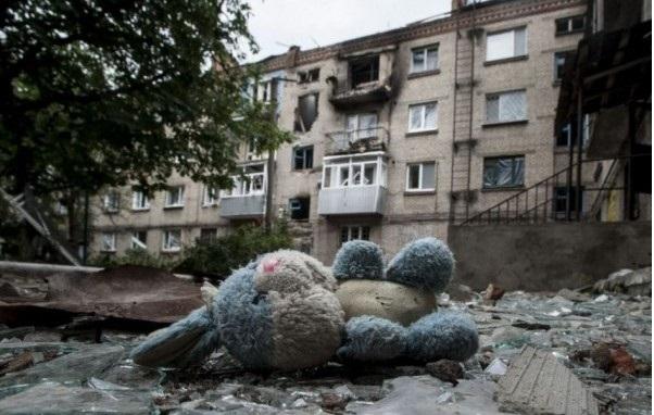 guerra Ucraina morti Donetsk