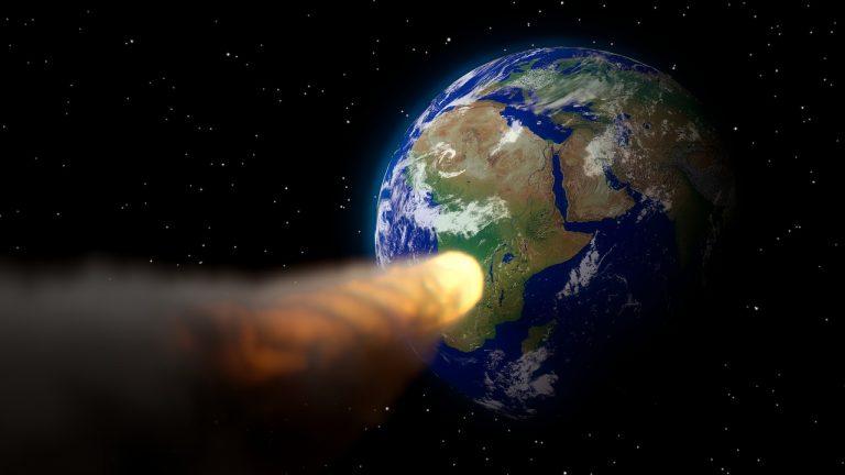 impatto con asteroide