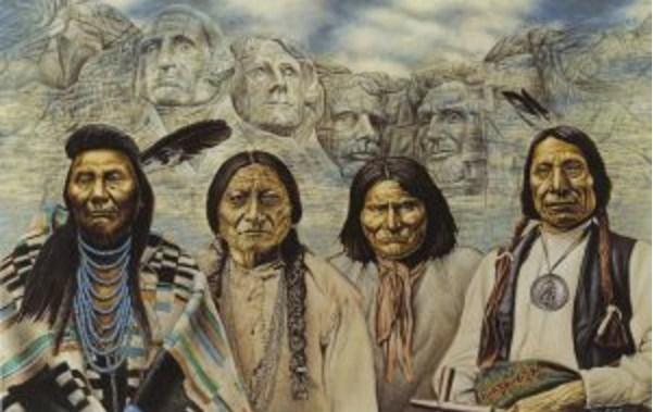 la guerra dei nativi americani contro i colossi petroliferi