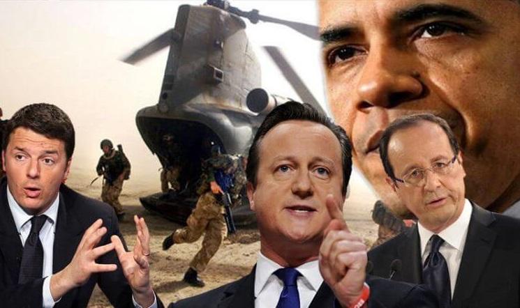 la vera ragione della guerra in libia