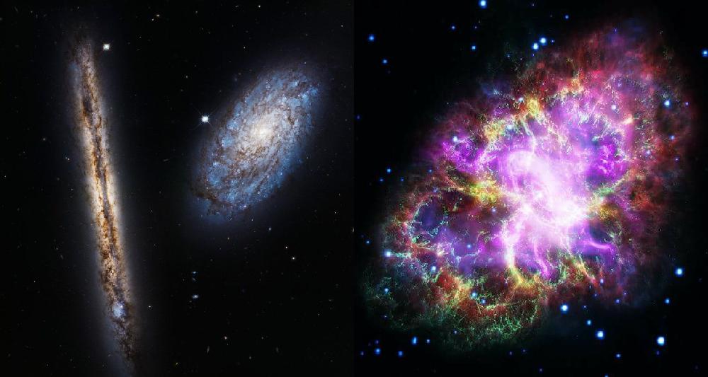 le bellezze più strabilianti dell' universo riprese dal telescopio spaziale Hubble