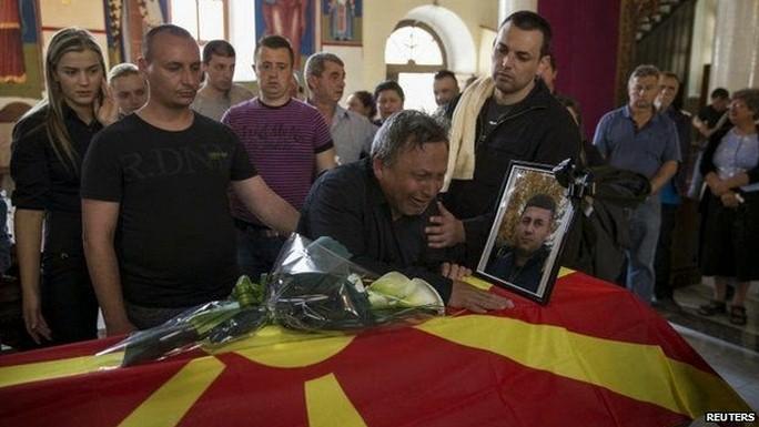 macedonia rivoluzione annessione Usa UE 2