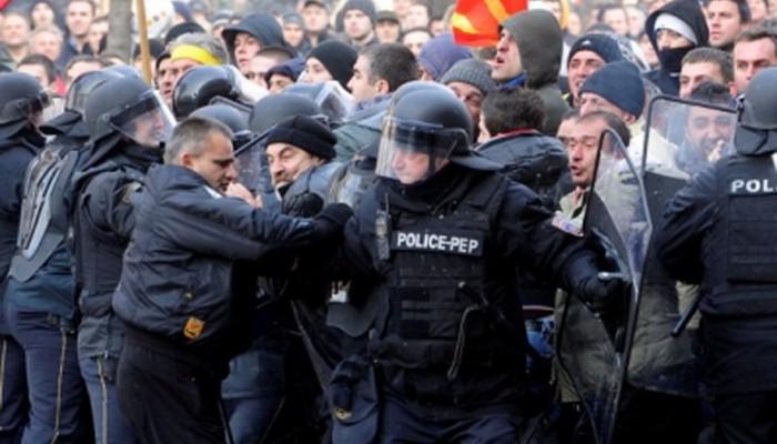 Macedonia rivoluzione annessione UE Usa