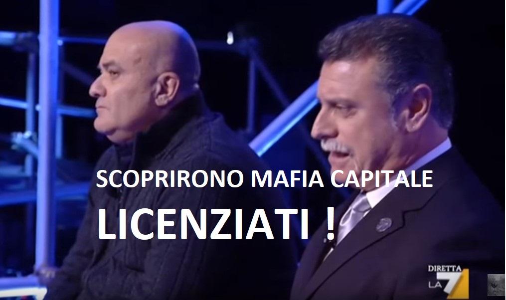mafia capitale nel 2003 scoprimmo tutto ma siamo stati fermati