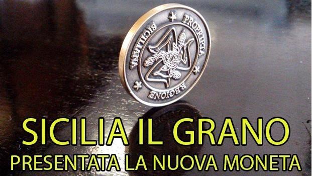 moneta sicilia il grano