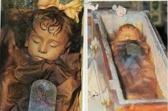 mummia bambina palermo 2