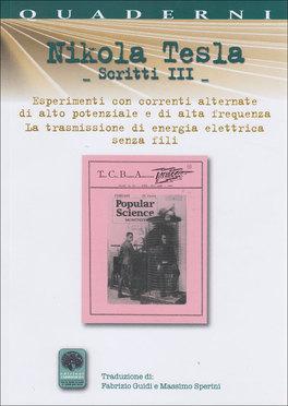 Nikola Tesla - Scritti III