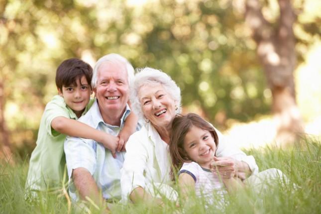 nonni lasciano tracce anima nipoti