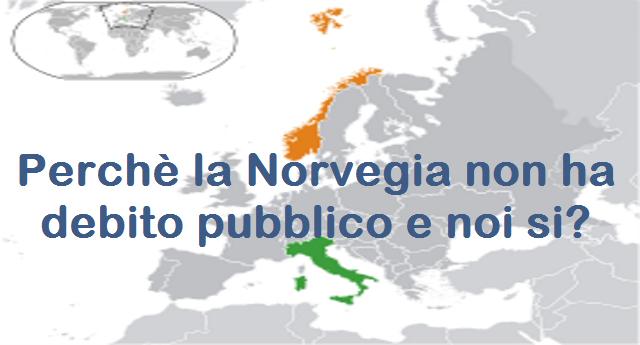 norvegia debito pubblico