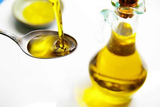 oil pulling, olio di oliva