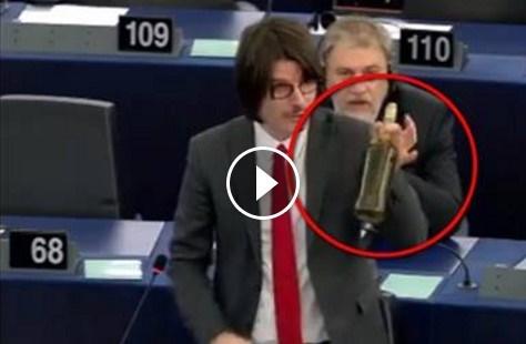 olio di oliva al parlamento europeo