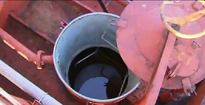 olio extravergine importato