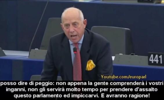 parlamento europeo Godfrey Bloom