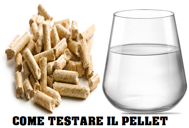 pellet qualità test
