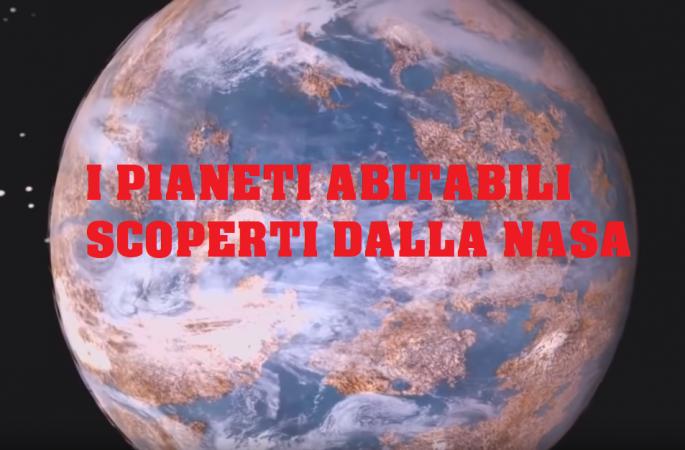Pianeti abitabili Nasa scopre decine di pianeti che potrebbero ospitare la vita