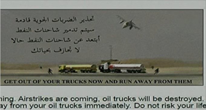 preavviso usa convogli di petrolio