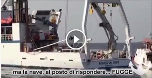 quello che è successo nei nostri mari è assurdo