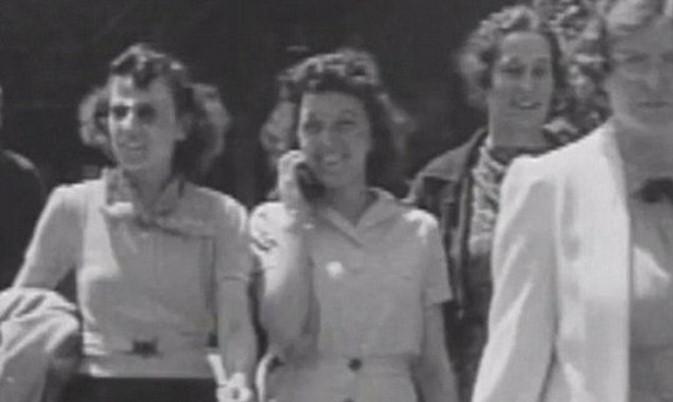 ragazza cellulare 1938
