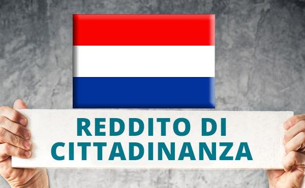 reddito di cittadinanza in olanda