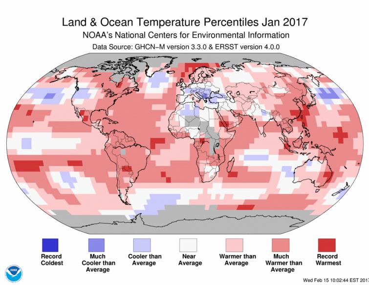 riscaldamento globale il preoccupante innalzamento della temperatura degli oceani 2