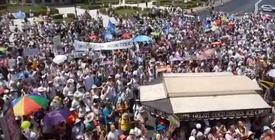 roma in piazza decreto vaccini 2