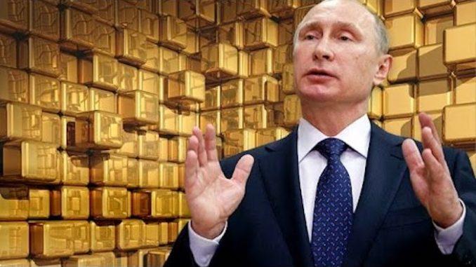 russia abbandonare dollaro oro