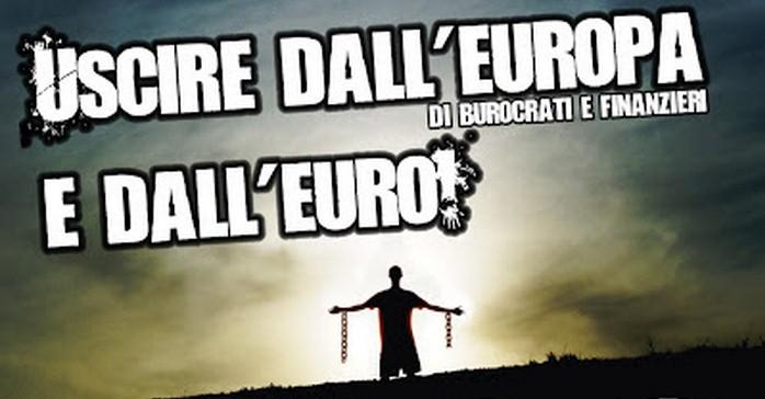 salvezza italia euro lira sovranità monetaria