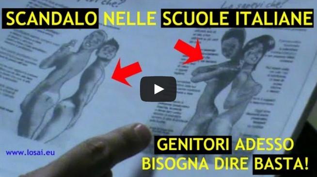 scandalo scuole italiane