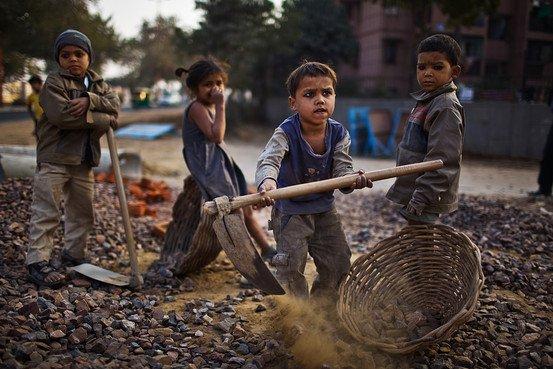 schiavitù minorile