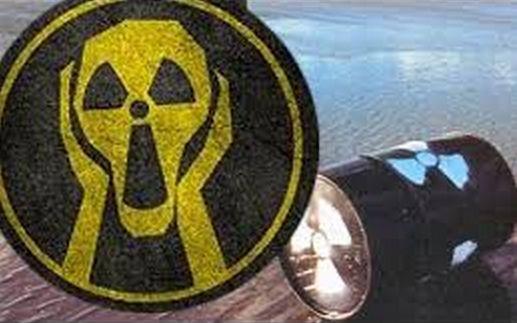 scorie nucleari mare italiano