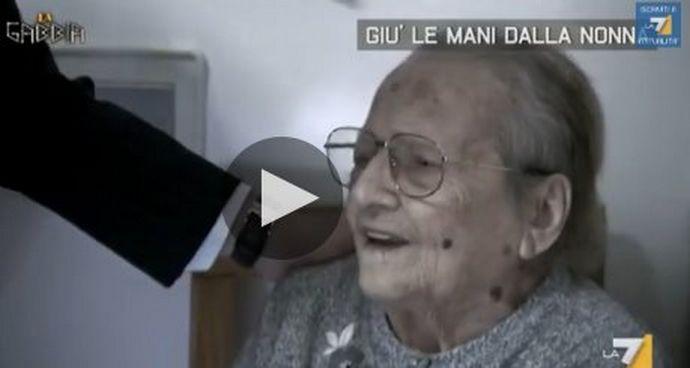 equitalia sfrattata di casa a 101 anni