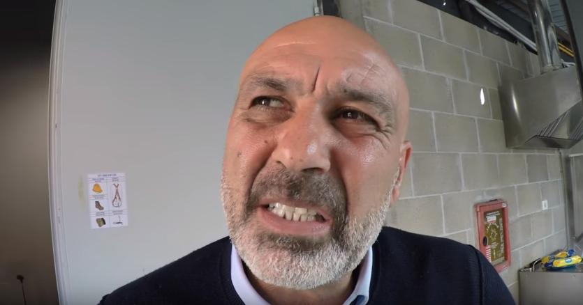 sindaco sergio pirozzi sms italiani terremotati