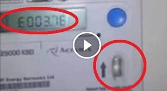 sistema elettrico contatori elettrici Inghilterra
