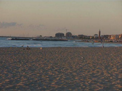 spiaggia Civitanova Marche mare
