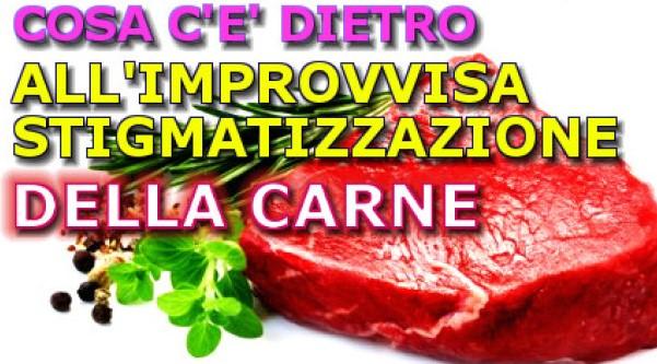 stigmatizzazione della carne