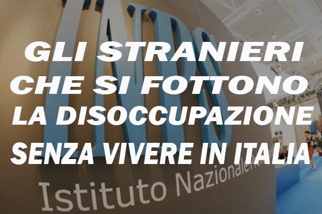 stranieri disoccupazione italia