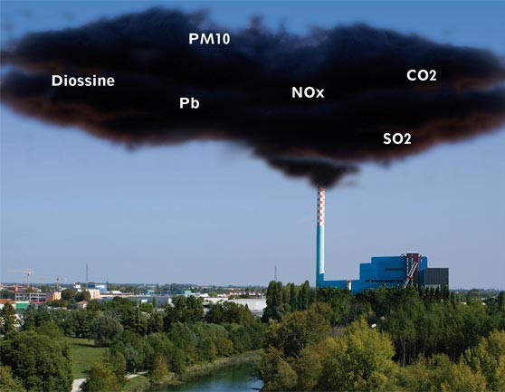 termovalorizzatori cancro inceneritori