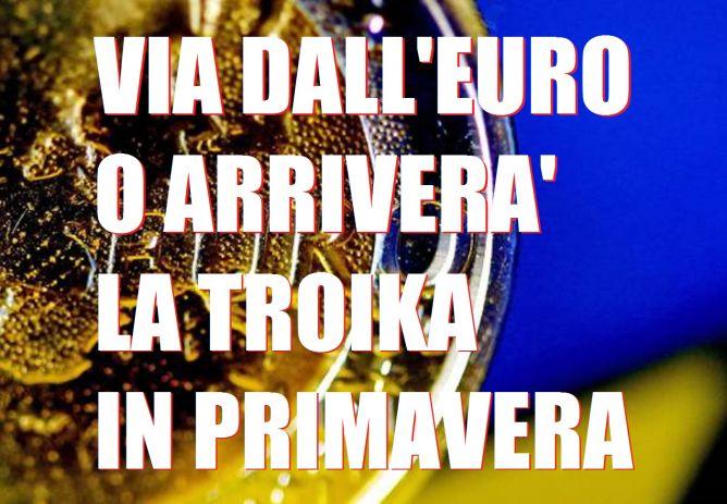 troika in italia vendetta di bruxelles ue