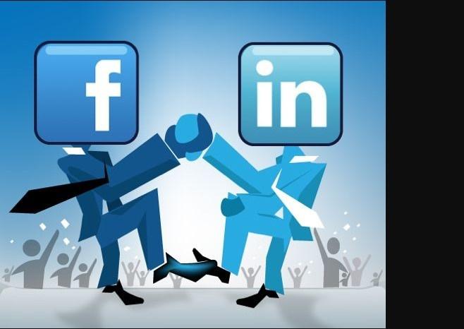 Come vendere o trovare lavoro attraverso LinkedIn e Facebook