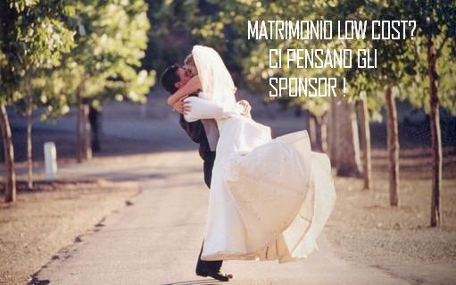 trovasponsor matrimonio low cost